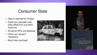 Jay Kreps Hadoop Summit 2011 Building Kafka And LinkedIn's Data Pipeline