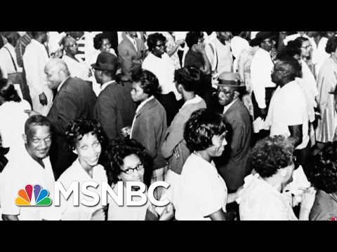 As Election Nears End, Efforts To Stifle Vote Intensify; History Shows: Perseverance Pays