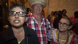FESTA DE SANTO ANTONIO ORG ACÁCIO ENTREVISTANTE LUCIA 2017