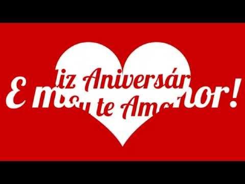 Msg de aniversário - Feliz Aniversário meu amor