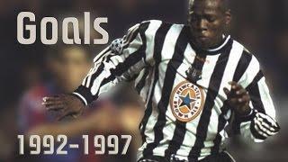 Faustino Asprillas beste Szenen für Newcastle United (1992-1997)