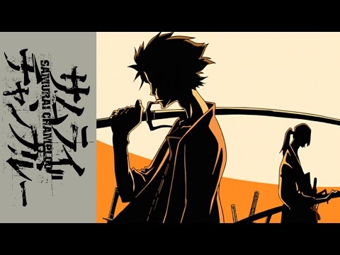 """Samurai Champloo Opening Theme - """"Battlecry"""" One of the best opening credits ever made"""