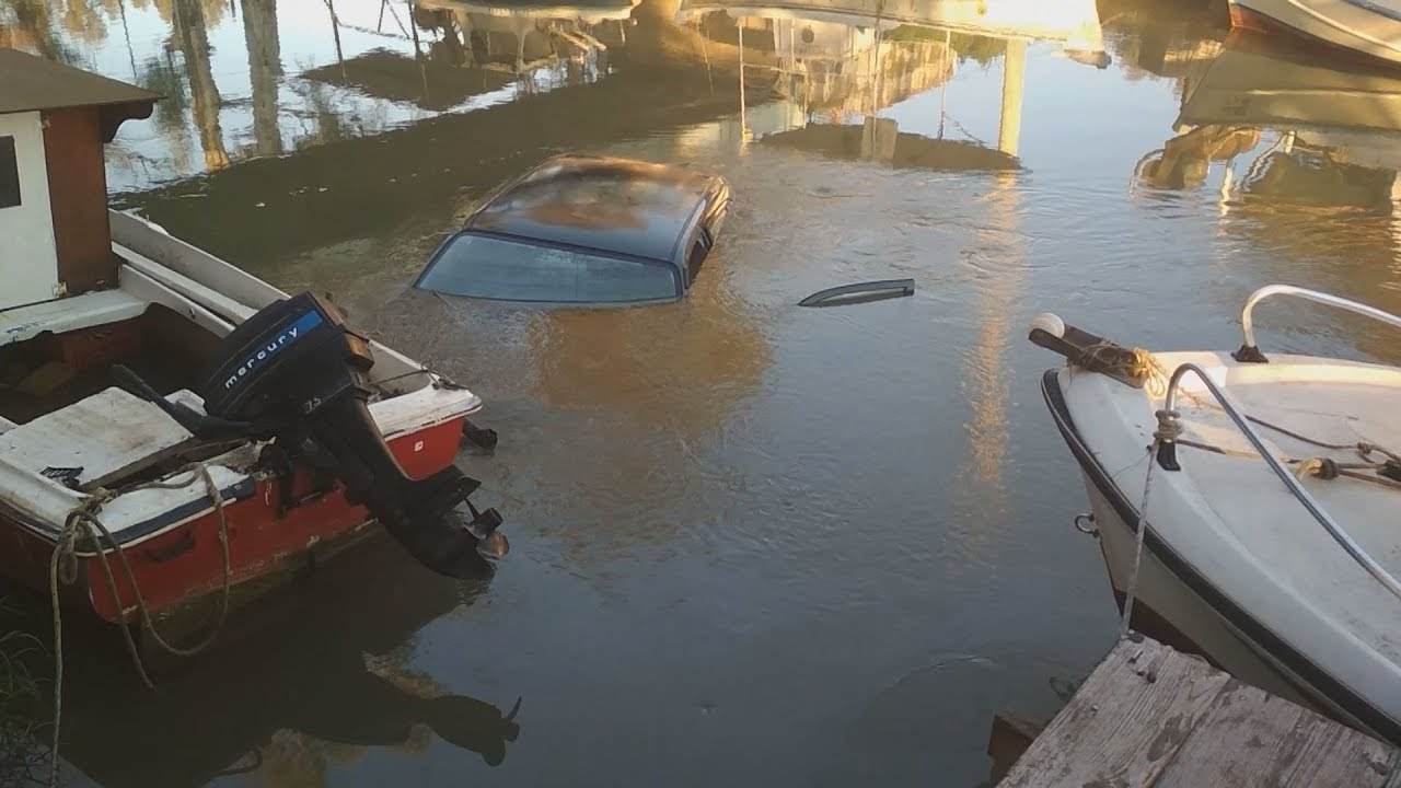 Αργολίδα – ΙΧ έπεσε στο ποτάμι της Νέας Κίου