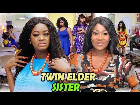 Twin Elder Sister Season 7 & 8 - ( Mercy Johnson / Luchy Donalds ) 2019 Latest Nigerian Movie