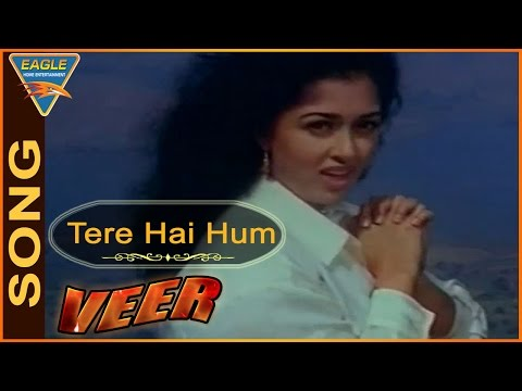 Veer Movie || Tere Hai Hum Video Song || Dharmendra, Jayapradha, Gouthami || Eagle Hindi Movies