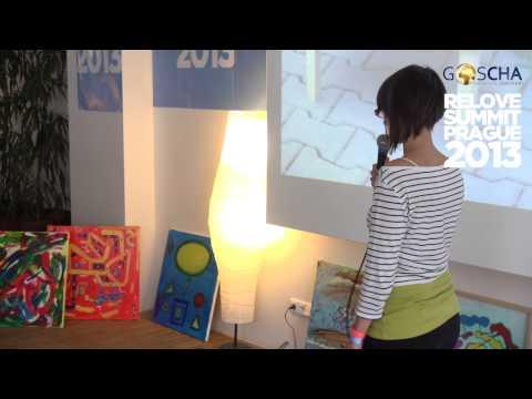 Lucie Lankašová - Kokoza - Relove Summit 8. června 2013