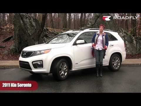 Roadfly.com – 2011 Kia Sorento Road Test & Review
