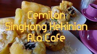 Video Membuat Cemilan Singkong Kekinian Ala Cafe MP3, 3GP, MP4, WEBM, AVI, FLV Mei 2019