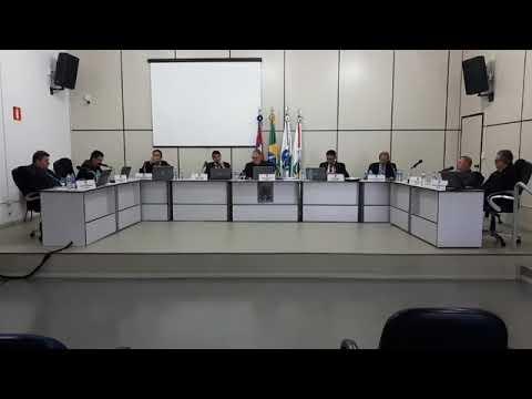 34ª SESSÃO PLENÁRIA DELIBERATIVA ORDINÁRIA DE 2018