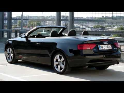 Audi A5 Cabriolet 2012 1.8 TFSI Test