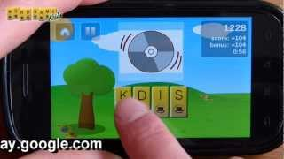 Word Game / Word Juggler Kids+ YouTube video