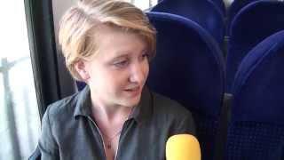 Driespoor Esther de Jong is afgestudeerd muzikant