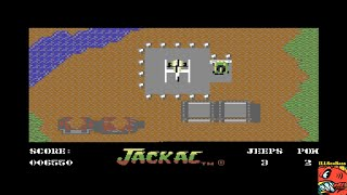 Jackal [UK Version] (Commodore 64 Emulated) by ILLSeaBass