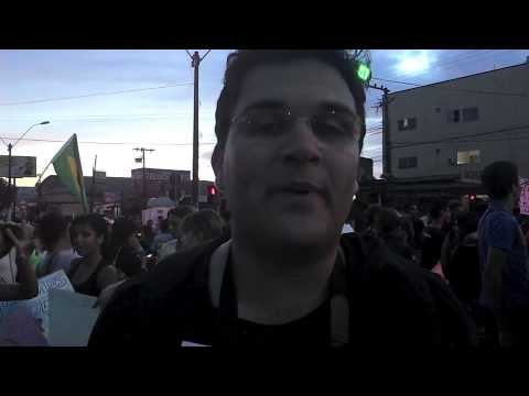 Juventude de Altamira vai as ruas cobrar condicionantes da UHE Belo Monte