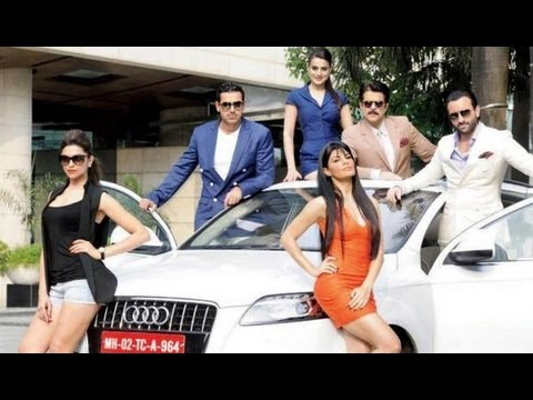 Saif Ali Khan, Anil Kapoor, John Abraham And Abbas-Mustan Talk About 'Race 2' Movie Review & Ratings  out Of 5.0