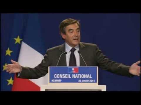 Discours de François Fillon