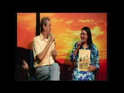 Isa Colli é entrevistada pela TVC RIO