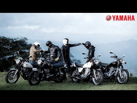 Yamaha SR400 : Let's Start Big Single (Full Version)