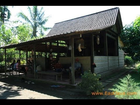 Keunikan Rumah Adat Suku Using Banyuwangi Massaylaroslovebwi