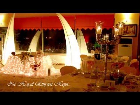Uçhisar Kapalı Düğün Salonu Tanıtım Videosu