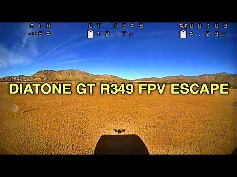 FPV Escape Diatone GT R349 3S and 4S!!!