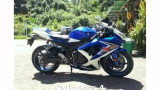 11. 2014 Suzuki GSX-R 600 Features & Specification