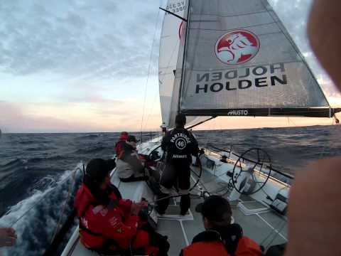 Holdens Secret Mens Business – Sydney Hobart 2012