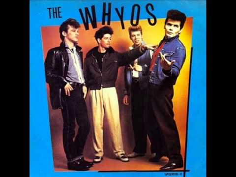 The Whyos - Let's Get Wild
