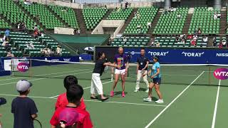 Kids Tennis Clinic
