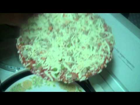 How to cook a Totino's Party Pizza in the NuWave Oven Pro