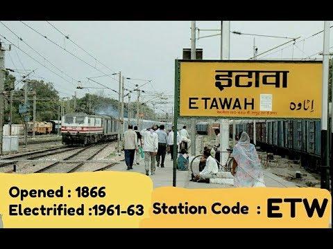 Video इटावा रेलवे जंक्शन || Etawah Railway Junction|| Station code: ETW || Indian Railway download in MP3, 3GP, MP4, WEBM, AVI, FLV January 2017