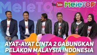 Video Ayat-Ayat Cinta 2 gabungkan pelakon Malaysia Indonesia | Bront Palarae, Nur Fazura, Fedi Nuril MP3, 3GP, MP4, WEBM, AVI, FLV Februari 2019
