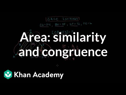 Using Similar Congruent Triangles Video Khan Academy