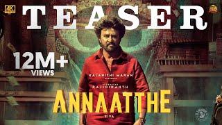Annaatthe – Official Teaser | Rajinikanth | Sun Pictures | Siva| Nayanthara, Keerthy Suresh