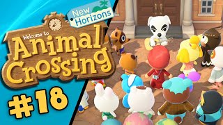 ANIMAL CROSSING: NEW HORIZONS | K.K. Slider #18