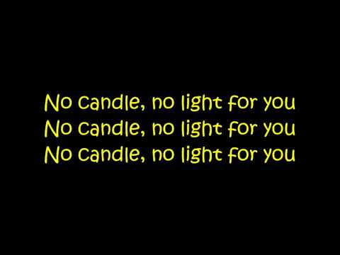 Zayn Ft. Nicki Minaj - No Candle No Light (Lyrics On Screen)
