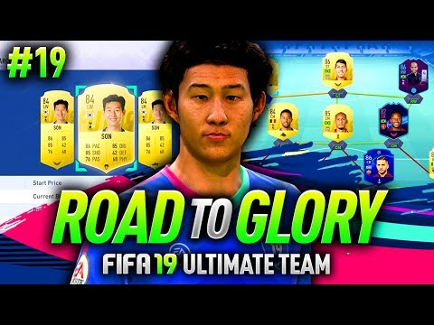 FIFA 19 ROAD TO GLORY #19 - BUYING 84 SON!