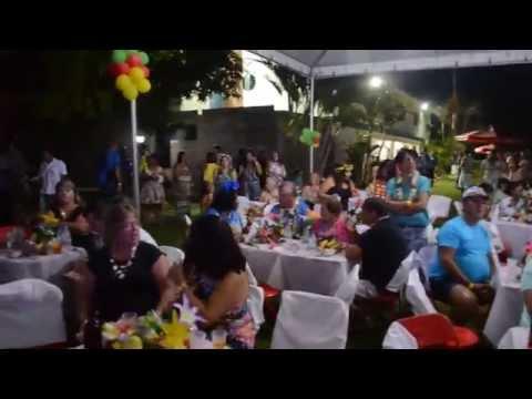BAILE DO HAWAÍ 2015 EM MADALENA - RJ EM RITMO DE FORRÓ