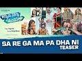 Sa Re Ga Ma Pa Dha Ni - Happy New Year (Teaser) | Raghu Dixit | Nakul Abhyankar | Pannaga Bharana