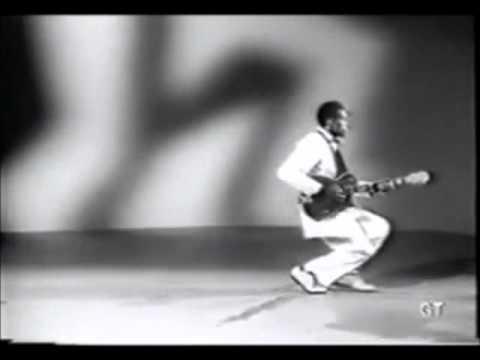 Chuck Berry duck walk