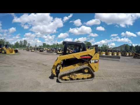 CATERPILLAR MULTI TERRAIN LOADERS 259D equipment video EqUNRL3eWr8