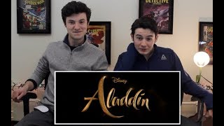 Aladdin (2019) Special Look | Our Reaction