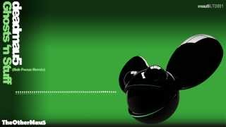 Deadmau5 - Ghosts 'n Stuff (Sub Focus Remix) (1080p) || HD