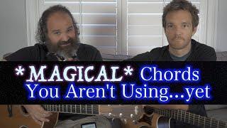 Video MAGICAL Guitar Chords You Aren't Using....YET! MP3, 3GP, MP4, WEBM, AVI, FLV Juni 2018