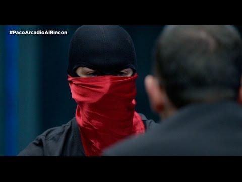 Paco Arcadio, combatiente español contra el ISIS da unas lecciones a Risto