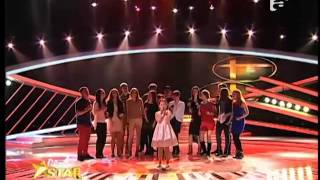 "Deona Roman - Adele - ""Rolling in the Deep"" - Next Star"