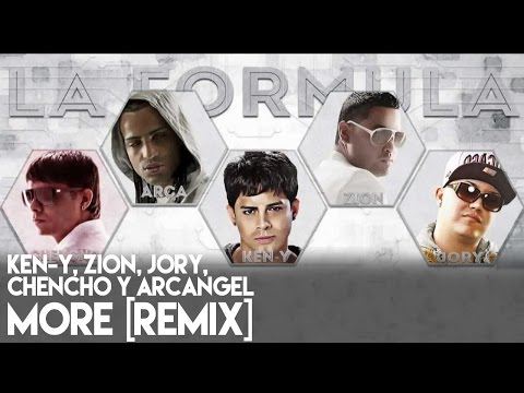 Zion, Ken-Y, Chencho, Arcangel - More ft. Jory (Remix) [Official Audio]