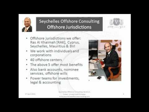 Incorporation Of A Business Seychelles