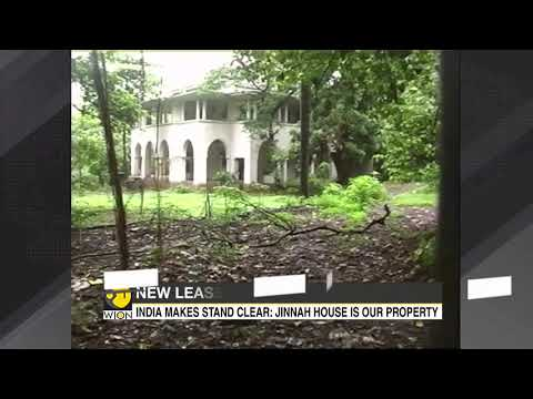 India's foreign ministry takes control of Jinnah House