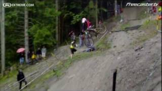 World Championship Winning Downhill Run